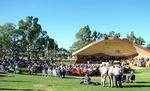 Australia Day in Horsham