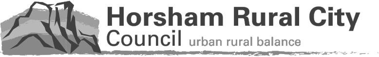 Horsham Rural City Council - Logo